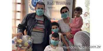 Sindicato dos Metalúrgicos de Birigui distribui 100 cestas básicas para famílias carentes   Notícias - Mundo Sindical - Sindicalismo levado a sério!