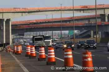 Porto Alegre: Obras da nova ponte do Guaíba estreitam pistas no fim de semana - Jornal do Comércio