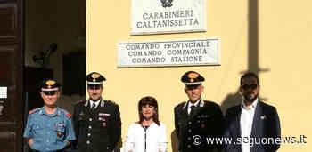 Caltanissetta, il comando provinciale dei carabinieri si trasferisce in viale Regina Margherita: visita del Prefetto - SeguoNews