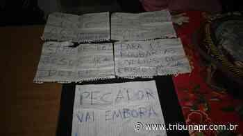 Terreiro de Candomblé é alvo de ataque racista em Colombo - Tribuna do Paraná