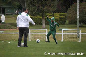 Coritiba tem treinos vetados pela Prefeitura de Colombo - Bem Paraná