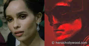 Zoë Kravitz Suits Up As Catwoman For Robert Pattinson's 'The Batman' In Awesome Fan Art - Heroic Hollywood