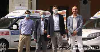Pmg Italia e imprese del territorio donano due automezzi ad Auser Cesena - Corriere Cesenate