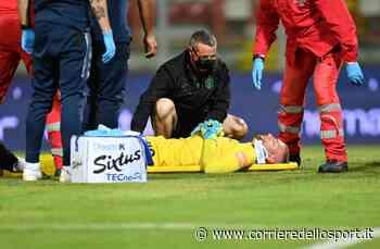Pordenone, Di Gregorio ricoverato per trauma cranico - Corriere dello Sport.it