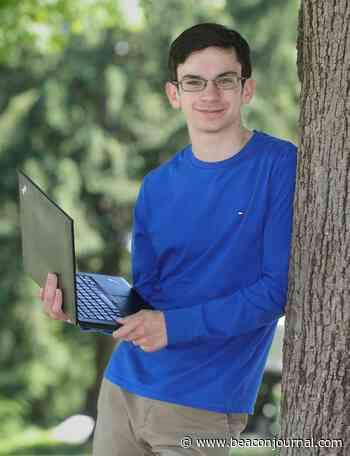 Star Student: Hudson grad plans to change the world — one app at a time - Akron Beacon Journal