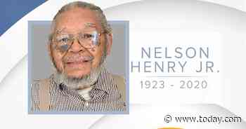 Nelson Henry Jr., honorably discharged after nearly 75 years, dies of coronavirus at 96 - Today.com