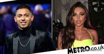 Jesy Nelson denies dating Sean Sagar after he was seen leaving her pad - Metro.co.uk