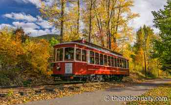 Nelson's Streetcar 23 ready to get back on the rails - The Nelson Daily