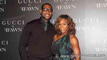 Serena Williams wurde in den Vorstand eines der LeBron James-Unternehmen berufen - Tennis World DE
