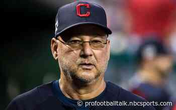 Indians manager says it's time to change the team's name