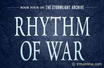 Brandon Sanderson's Rhythm Of War May Be The Longest Entry In The Stormlight Archive Yet - LRM Online