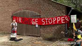 Demonstration in Erkelenz gegen Kohleausstiegsgesetz - WDR Nachrichten