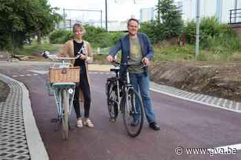 Eerste stuk van fietsostrade richting Kapelle-op-den-Bos en Willebroek is bijna klaar - Gazet van Antwerpen