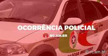 Carro roubado é encontrado abandonado no bairro Limeira - Rádio Cidade