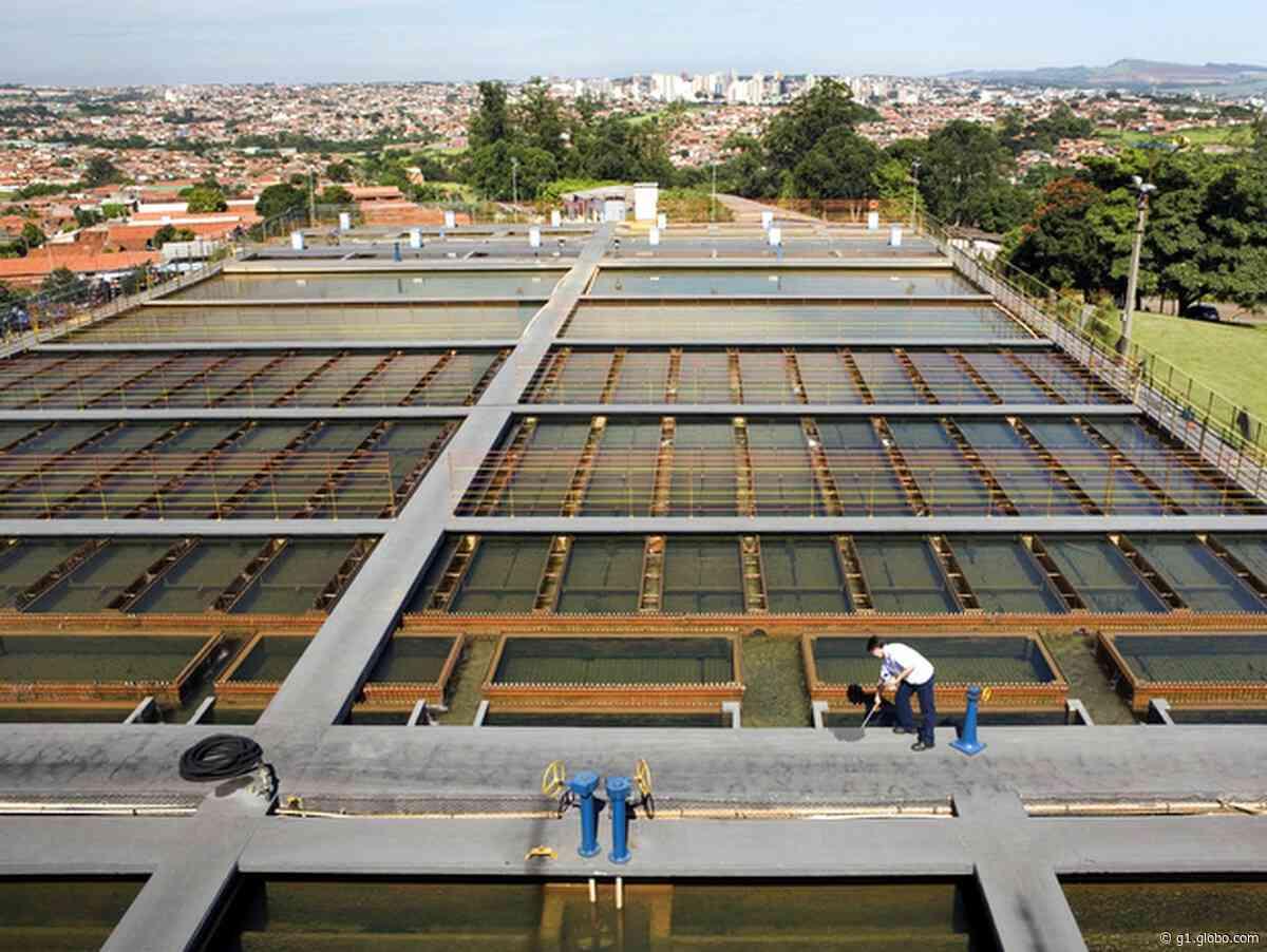 Obra em rede de água afeta abastecimento em seis bairros de Limeira, diz concessionária; lista - G1