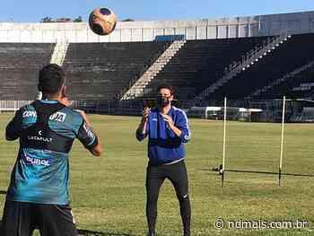 Elano elogia retomada dos treinos da Inter de Limeira - ND