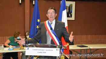 Roger Lemaire, réélu maire de Nieppe, travaillera «pour le bien-être de tous» - La Voix du Nord