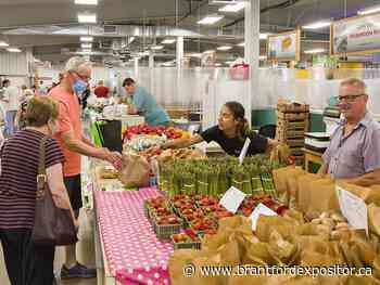 Friday, Saturday schedule resumes at market