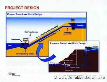 Swan Lake Energy Storage Project moves ahead w/ tax break - Herald and News