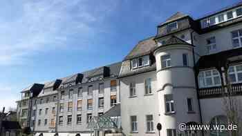 Krankenhaus Winterberg fährt Kapazitäten wieder hoch - Westfalenpost