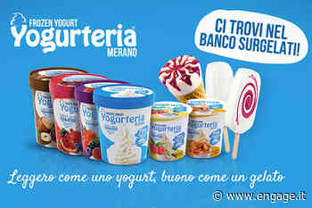 Yogurteria Merano e Rai Pubblicità insieme per il lancio di Frozen Yogurt - Engage
