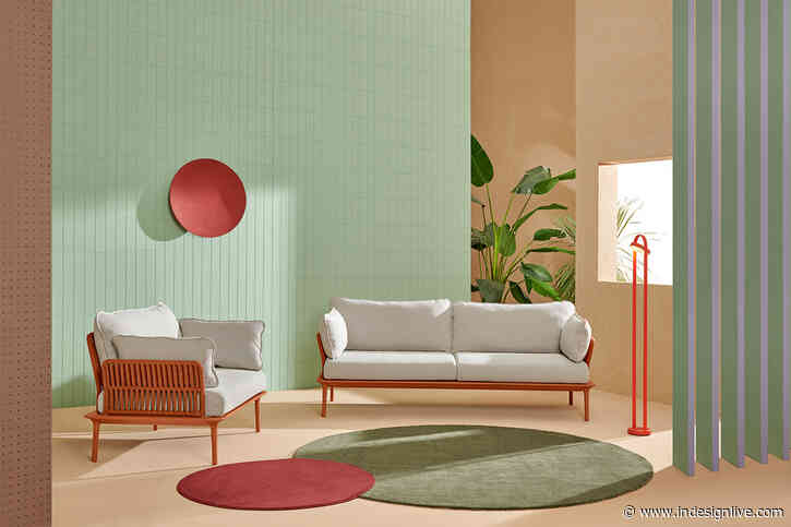 New ideas in a pastel-toned world with Pedrali