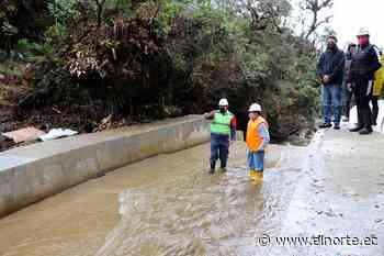 San Gabriel cuenta con una nueva captación de agua - Diario El Norte