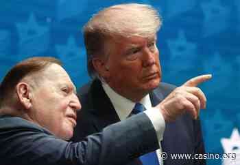 Las Vegas Casino Tycoon Sheldon Adelson Biggest US Political Donor Over Past 20... - Casino.Org News