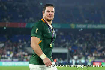 Francois Louw: 'I'm retiring with a full and content heart' - The Rugby Paper