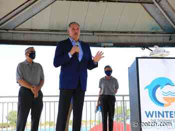 Clearwater Cuts Ribbon For New Marine Life-Friendly Hotel - Clearwater, FL Patch