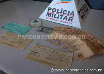 Rapaz de 25 anos é preso por estelionato em Patos de Minas - Patos Notícias