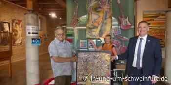 """Ausstellung """"Projekt RobSky"""" im Museum Barockscheune Volkach - inUNDumSCHWEINFURT_DE"""