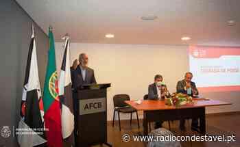 CASTELO BRANCO – Manuel Candeias reeleito presidente da AFCB - Rádio Condestável