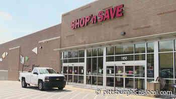 Three Employees At Penn Hills Shop 'n Save Test Positive For Coronavirus - CBS Pittsburgh