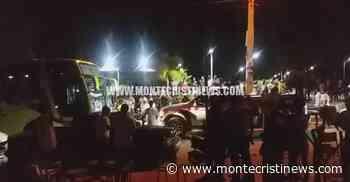 Se arma tiroteo en parque de Vallejuelo, San Juan VIDEO - Montecristi News