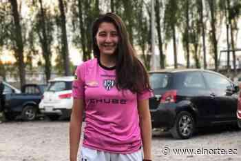 Amaranta Delgado volvió a Sangolquí para prepararse a la Super Liga femenina - Diario El Norte