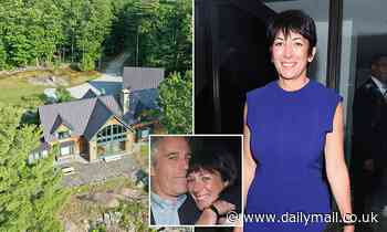 FBI agents almost blew the $4.9M covert operation to storm Ghislaine Maxwell's New Hampshire home