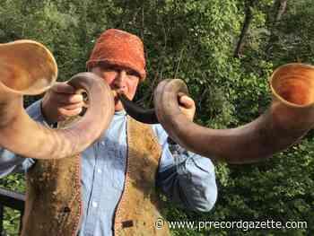 Boris Sichon is the Fraser Valley percussion master - Peace River Record Gazette