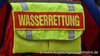 Kindersandalen am See und leeres Auto lösen Einsatz aus - Augsburger Allgemeine