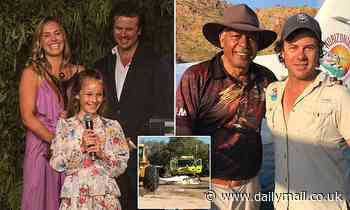 Troy Thomas killed in helicopter crash in Broome, Western Australia, leaving behind daughter Mia
