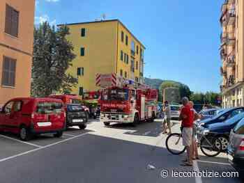 Dramma in via Magenta, 87enne precipita dal balcone di casa e muore - Lecco Notizie