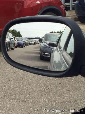 Accident sur l'A13 à Mantes-la-Ville (Yvelines) : cinq véhicules impliqués - InfoNormandie.com