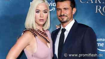 Schwangere Katy Perry voller Energie: Orlando ist begeistert - Promiflash.de
