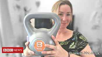 Coronavirus: A lockdown journey from couch to kettlebells