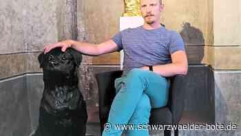 Rottweil: Neuer Stadtschreiber heißt Valentin Moritz - Schwarzwälder Bote