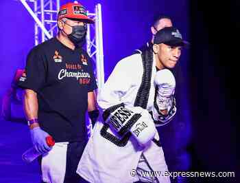'The Professor' gets high marks as student of boxing - San Antonio Express-News