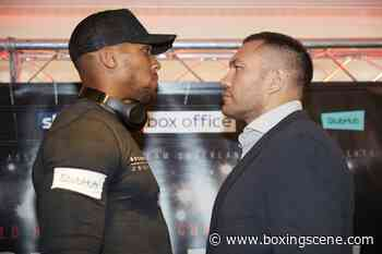 Pulev Promoter Warns Anthony Joshua: The Knockout is Coming! - BoxingScene.com