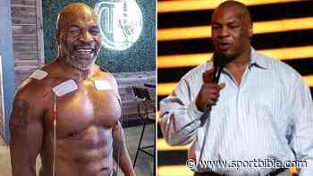 Mike Tyson Opens Up About His Remarkable Body Transformation Ahead Of Boxing Comeback - SPORTbible