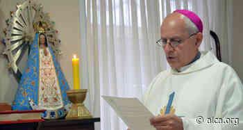 Mons. Torres Carbonell, nuevo obispo de Gregorio de Laferrere - Aica On line