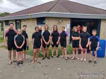 Zwemclub De Kimpel gaat op zwemstage (Bilzen) - Het Belang van Limburg Mobile - Het Belang van Limburg